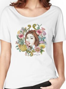 Hyuna - A'wesome Women's Relaxed Fit T-Shirt