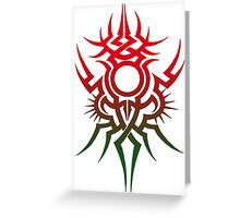 Spider 578 Greeting Card