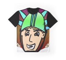 Sup Spike Graphic T-Shirt