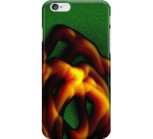 Abstract #8- Entangled Bodies iPhone Case/Skin