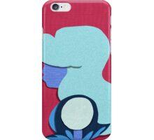 Pseudo Papercraft - Sapphire iPhone Case/Skin