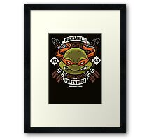 Mikey Party! Framed Print