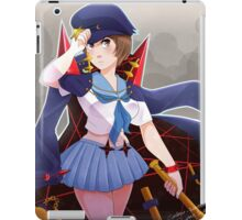 Mako Mankanshouku Fight Club! iPad Case/Skin