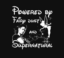 Powered by Fairy Dust and Supernatural t-shirt Unisex T-Shirt