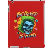 The Power is Yours iPad Case/Skin