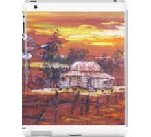 Old Homestead iPad Case/Skin
