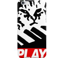 Keyboard Cat Play iPhone Case/Skin