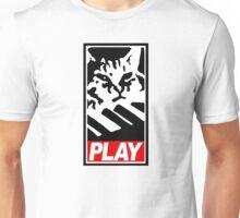 Keyboard Cat Play Unisex T-Shirt