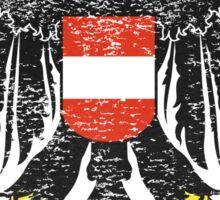Austrian Coat of Arms Austria Symbol Sticker