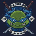 Leonardo Leads by Bamboota