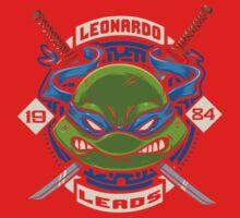 Leonardo Leads Kids Clothes