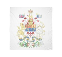 Canadian Coat of Arms Canada Symbol Scarf