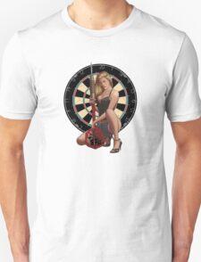 Bulls-Eye Unisex T-Shirt