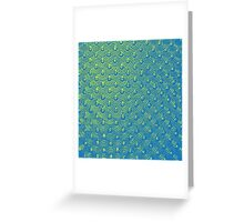 Mermaid Scales Greeting Card