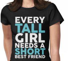 Best friend t shirt Womens Fitted T-Shirt