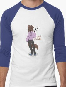 Local Werewolf Men's Baseball ¾ T-Shirt