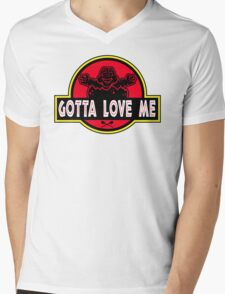 Gotta Love Me! Mens V-Neck T-Shirt