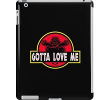 Gotta Love Me! iPad Case/Skin