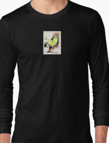 Fig Parrots Long Sleeve T-Shirt