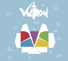 Voltron: Defenders of the Universe Kids Tee
