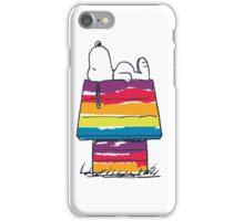 rainbow snoop iPhone Case/Skin