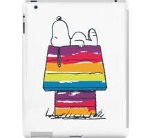 rainbow snoop iPad Case/Skin