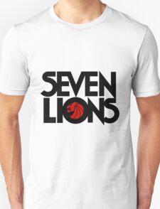 7 lions Unisex T-Shirt