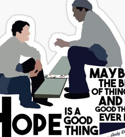 Shawshank Redemption  Sticker