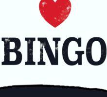 The Bingo Hat (6 of 6 in series) Sticker
