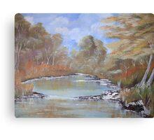 Autumn Bliss Canvas Print