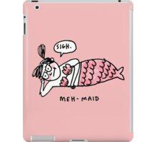 Mehmaid Parody iPad Case/Skin