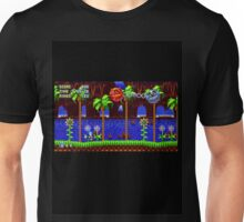 Sonic Mania Boss Battle Unisex T-Shirt