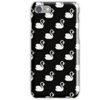 SwanQueen Sweater pattern iPhone Case/Skin