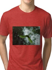 Helicopter Seed Tri-blend T-Shirt