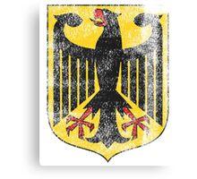 German Coat of Arms Germany Symbol Canvas Print