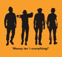 Clockwork Orange Money Isn't Everything! by TonalDesigns