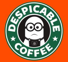 Despicable Coffee Kids Tee