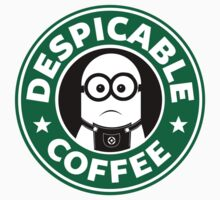 Despicable Coffee One Piece - Long Sleeve