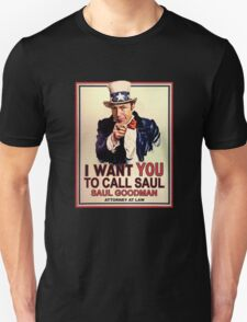 You Better Call Saul Unisex T-Shirt