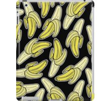 Banana - Black iPad Case/Skin