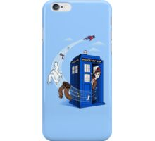 Superman's TARDIS (Iphonecase) iPhone Case/Skin
