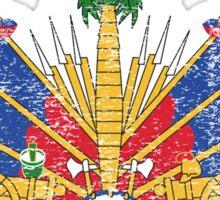 Haitian Coat of Arms Haiti Symbol Sticker