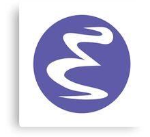Emacs Linux Canvas Print