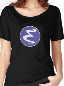 Emacs Linux Women's Relaxed Fit T-Shirt