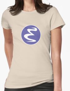 Emacs Linux Womens Fitted T-Shirt