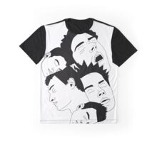 'Sleepy Heads' design by LUCILLE Graphic T-Shirt