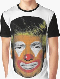 America's Clown Graphic T-Shirt