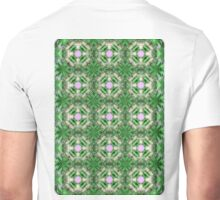 Marsh Compass on Rose Quarts Spheres Unisex T-Shirt