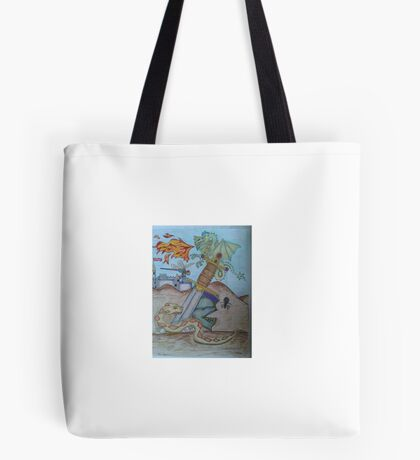 Dungeons and Dragons Tote Bag