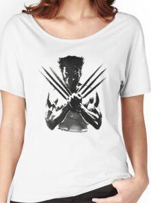 X-men The Wolverine Shirt Women's Relaxed Fit T-Shirt